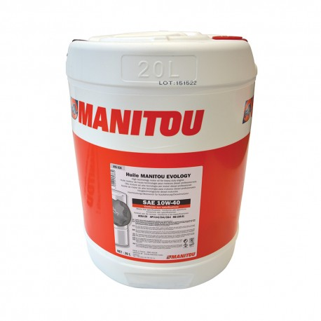 ACEITE 20 LTS MOTOR ESPECIAL MANITOU