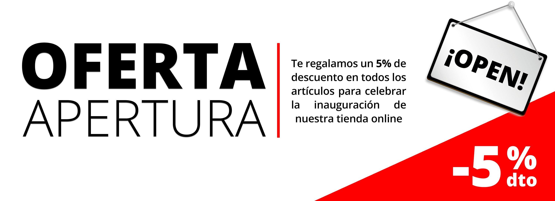 OFERTA DE APERTURA