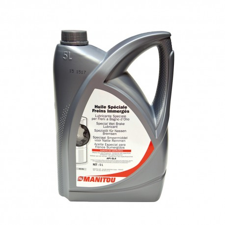 ACEITE 5 LTS EJE MANITOU