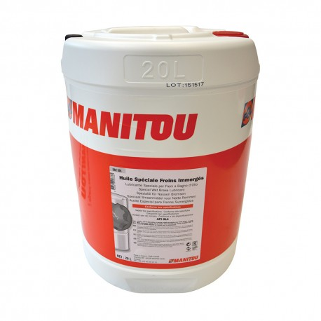 ACEITE 20 LTS EJE MANITOU