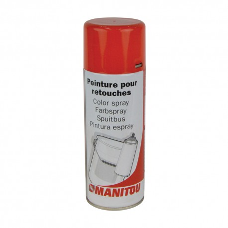 PINTURA SPRAY ROJO 400ML